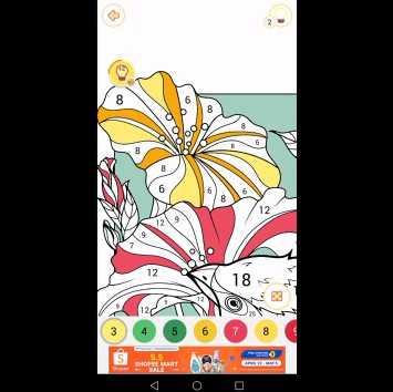 Взлом Happy Color – раскраска по номерам (Мод все открыто)