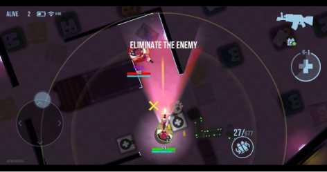 Bullet Echo взломанный (Мод много денег)