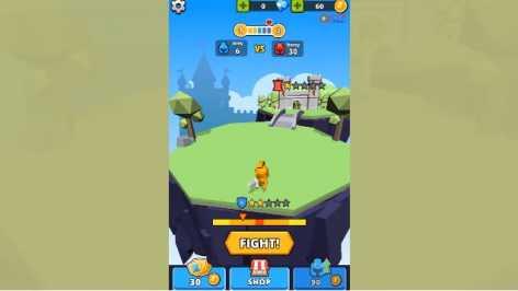 Tiny Kingdom взломанная (Mod: много денег)