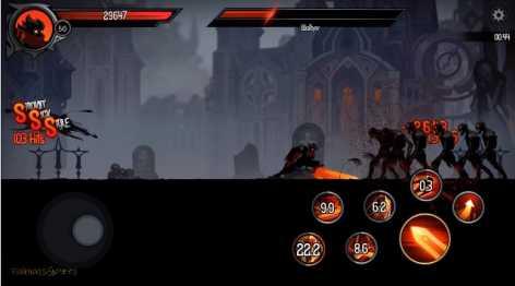 Shadow Knight взломанный (Мод много денег)