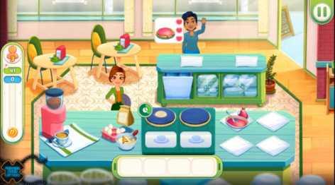 Delicious World – Romantic Cooking Game взлом (Mod: много денег)