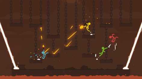 Spider Stick Fight – Supreme Stickman Fighting взлом (Mod: много денег)