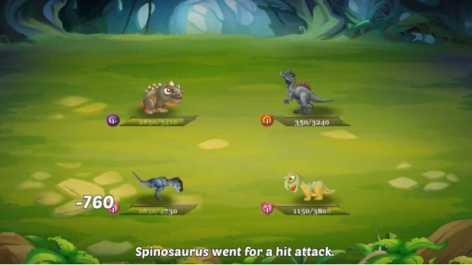 DINO WORLD – Jurassic dinosaur game взлом (Mod: много денег)