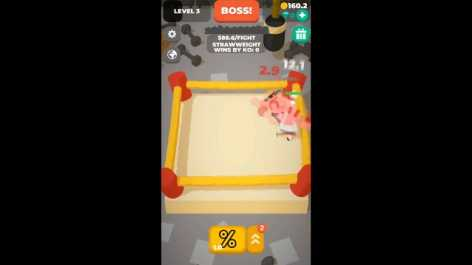 Idle Boxing - Idle Clicker Tycoon Game взлом (Мод много денег)
