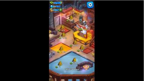 Party Clicker — Idle Nightclub Game взлом (Мод много денег)