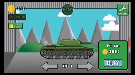 Tank Attack 2 взлом (Мод много денег)