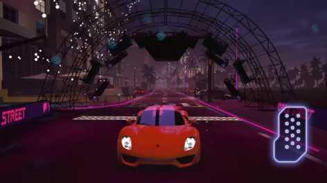 Forza Street взломанный (Mod: много денег)