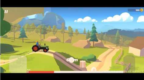Hillside Drive Racing взломанный (Мод много денег)