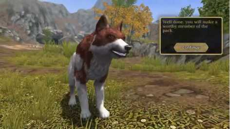 Wolf Tales – Home & Heart взломанный (Mod: много денег)