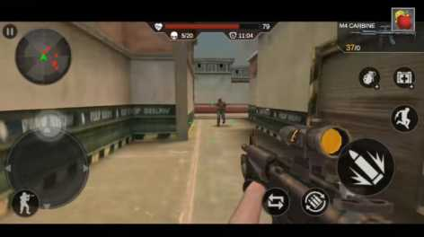 Шутер Critical Action :Gun Strike Ops взлом (Мод много денег)