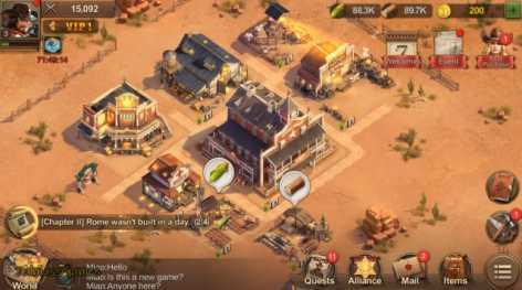 Wild Frontier взлом (Mod: много денег)