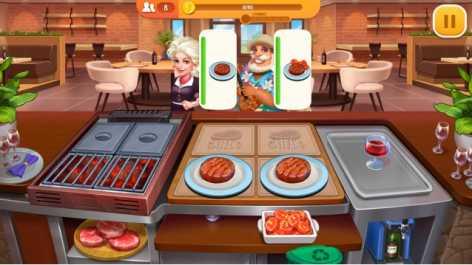 Cooking Hot - самый безумный ресторан взлом (Мод много денег)
