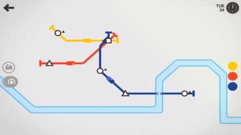Mini Metro (Мод разблокировано / полная версия)