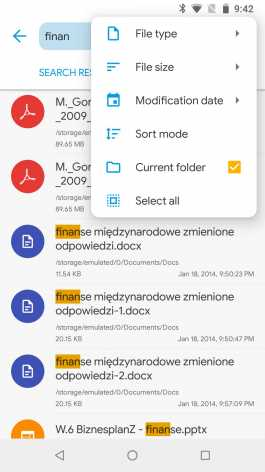 Solid Explorer File Manager взлом (Мод pro)