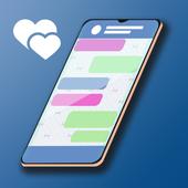 Hey Love Chris: текстовая история взломанный (Mod: много денег)