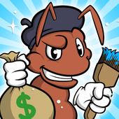 Ant Art Tycoon взлом (Мод много денег)