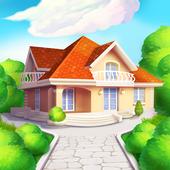 Happy Home - Дизайн и Декор взлом (Мод много монет и звезд)