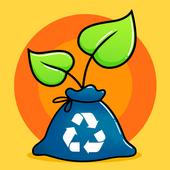 Айдл ЭкоКликер: Спасение планеты от мусора взломанный (Мод много денег)