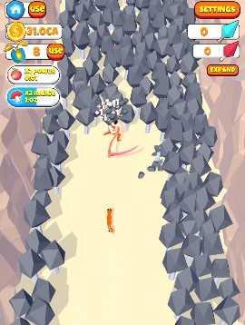 Idle Lumberjack 3D взломанная (Мод много денег)