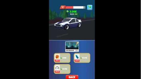 Night Race - Idle Car Merger взлом (Мод много денег)