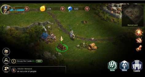 Dungeon & Heroes взлом (Мод много денег)
