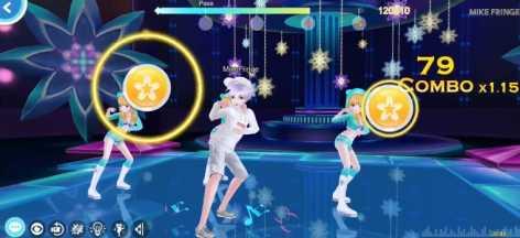 Sweet Dance(RU) взлом (Мод много алмазов и денег)