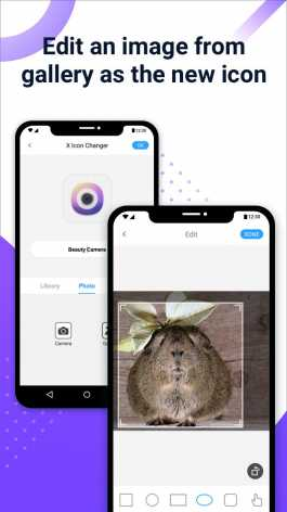 X Icon Changer - Customize App Icon & Shortcut (Мод pro/без рекламы)