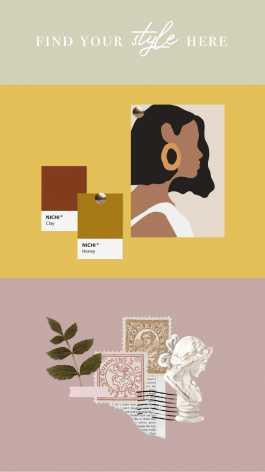 Nichi: Collage & Stories Maker (Мод полная версия/pro)