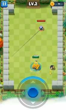 Tank Hero - Бой начинается взлом (Mod: много денег)