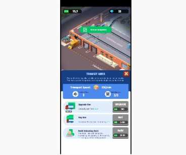 Idle Courier Tycoon - 3D Business Manager взлом (Мод много денег)