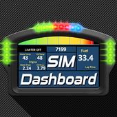 SIM Dashboard Mod pro