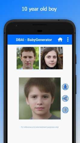 BabyGenrator - Предскажи свое будущее детское лицо (Мод pro/полная версия)