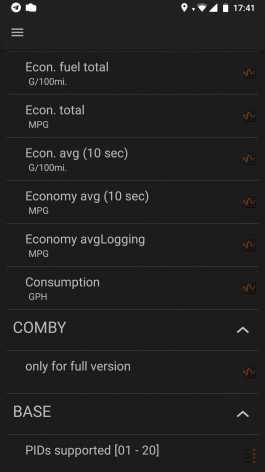 inCarDoc PRO - ELM327 OBD2 взлом (Mod: полная версия)