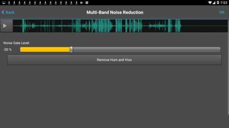 WavePad Audio Editor - Master's Edition (Мод разблокировано / полная версия)