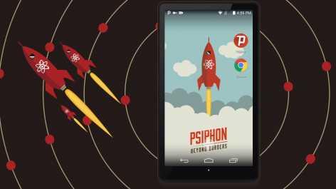 Psiphon Pro - The Internet Freedom VPN (Мод все открыто / полная версия)