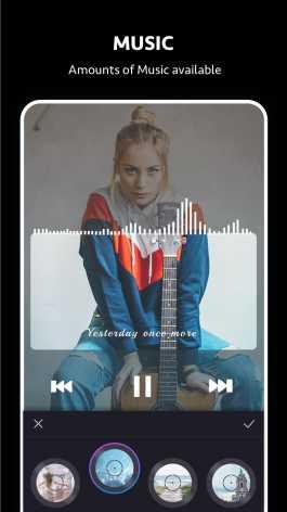 Beat.ly - Редактор видео и фото с музыкой (Мод pro/полная версия)