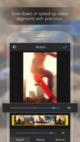 Взлом ActionDirector Video Editor - Edit Videos Fast (Mod: pro)