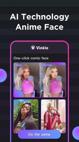 Vinkle - создатель музыкального видео взлом (Мод pro/все открыто)