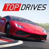 Взломанный TopDrives — карточные гонки (Мод много денег)