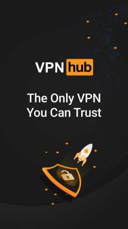 VPNhub (Мод Premium/безлимитный трафик)