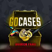 Go Cases взлом (Мод много денег)