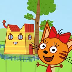 Взлом Три Кота - Кукольный домик (Mod: все открыто)
