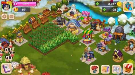 Royal Farm взлом (Мод много денег)