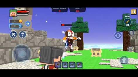 Fire Craft: 3D Pixel World взломанный (Мод много денег)