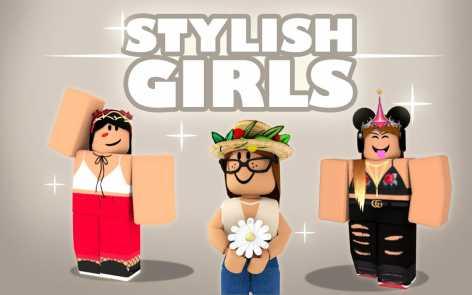 Girls Skins for Roblox взлом (Мод много денег)