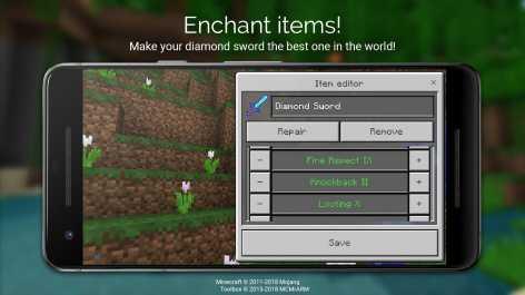 Toolbox для Minecraft: PE (Мод Premium / все открыто)
