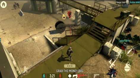 Взломанный Tacticool (Mod: много денег)