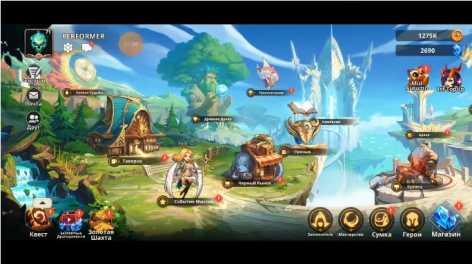 Summoners Era - Arena of Heroes взлом (Мод много денег)