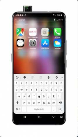 Launcher iOS 14 взлом (Мод pro)