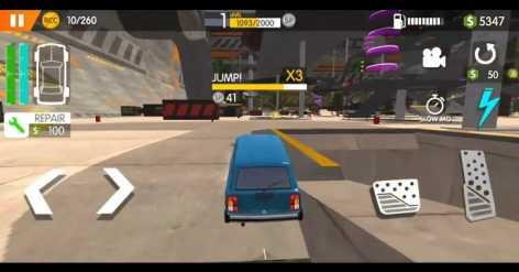 RCC - Real Car Crash взломанный (Мод много денег)